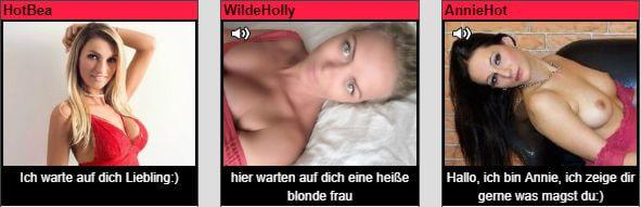 3 Geile Sexcam Girls